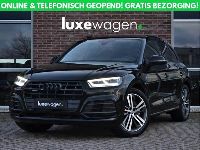 Audi Q5 2.0 TFSI quattro 252pk S-Line Pano Luchtv Trekh Virtual Keyless Camera