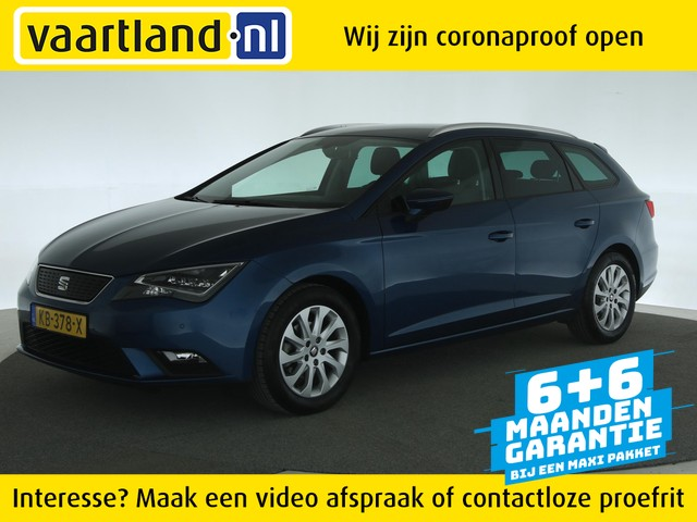 Seat Leon ST 1.0 EcoTSI Style Connect [Full-led Navi groot]