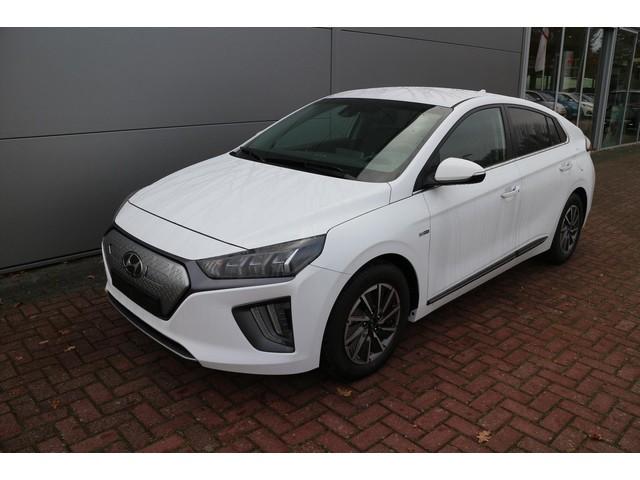 Hyundai IONIQ EV 136pk Automaat Premium 8% Bijtelling € 4.170,- Kortng!