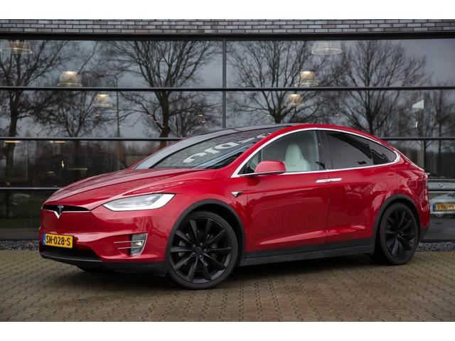 Tesla Model X 100D 6p. Ex BTW Autopilot, 418PK,