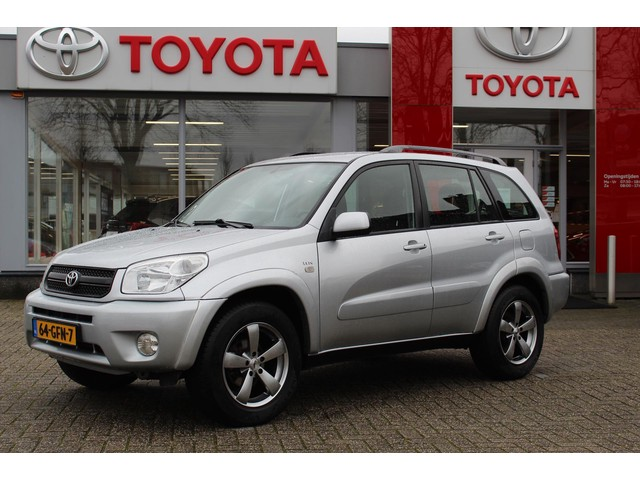 Toyota RAV4 2.0 5DR 4WD AUTOMAAT TREKHAAK CLIMA AFST CENTRAAL