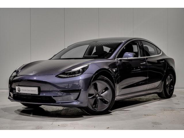 Tesla Model 3 Standaard Range + RWD 8% bijtelling, ex. BTW, voorraad!