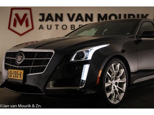Cadillac CTS V SPORT | PANORAMADAK | LEDER | HEAD-UP | STUURWIEL VERW.