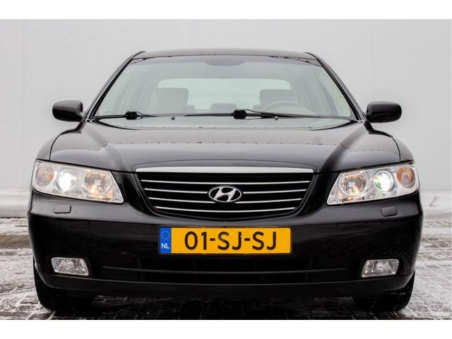 Hyundai Grandeur 3.3i V6 235PK Style | Leder | Xenon | Parkeersensoren | Trekhaak | NL Auto