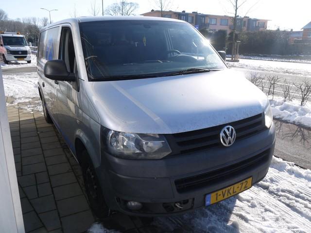Volkswagen Transporter 2.0 TDI DSG L2H1 Budgetline - Navigatie - Airco