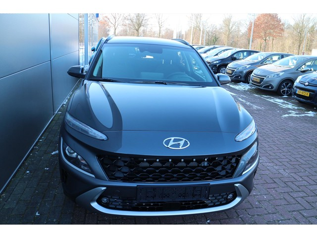 Hyundai Kona 1.6 GDI HEV 141pk DCT Fashion