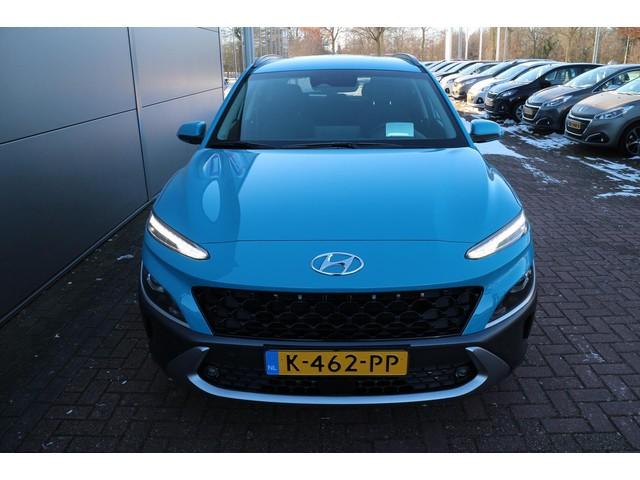 Hyundai Kona 1.6 GDI HEV 141pk DCT Fashion Nu € 2.000,- Demokorting!