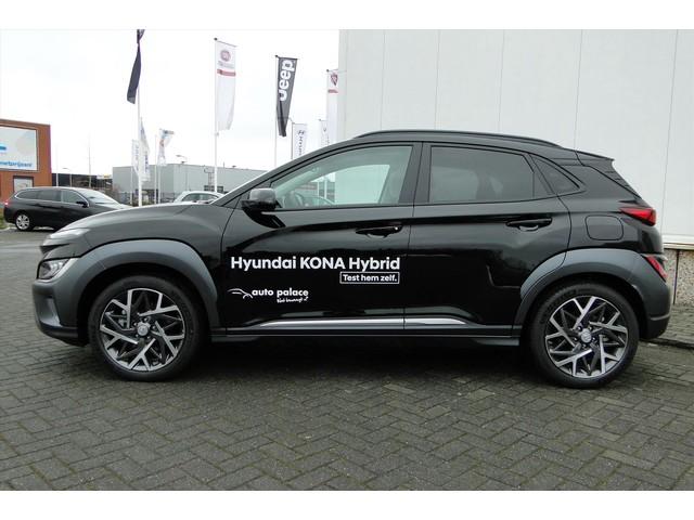 Hyundai Kona 1.6 GDI HEV DCT Premium Sky