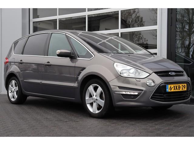 Ford S-Max 1.6 EcoBoost Platinum 7p. Xenon | Panodak