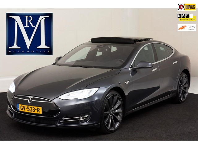 Tesla Model S 85D 4WD *EX. TAXES VAT* | FREE SUPERCHARGE | AUTOPILOT | OPEN PANORAMIC ROOF |