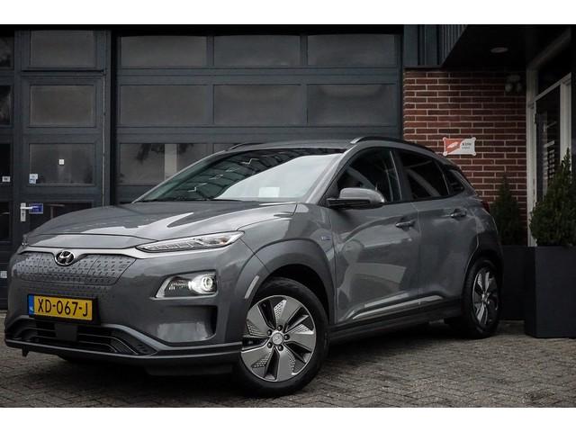Hyundai Kona EV Premium 64 kWh | 4% | EX BTW | Leder | Navi | Camera |