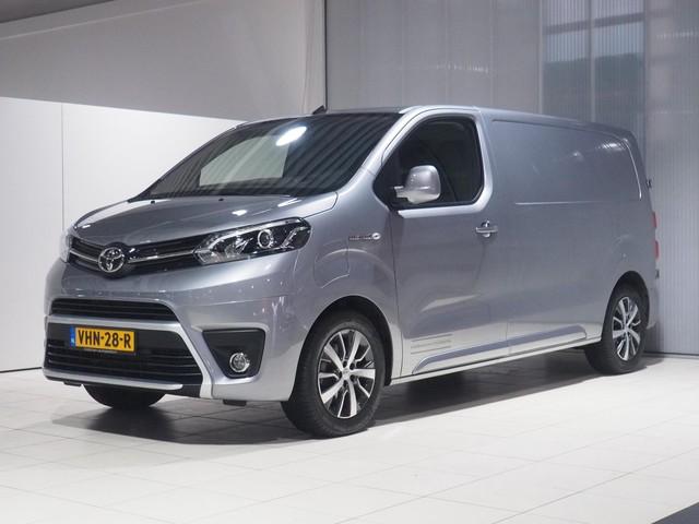 Toyota PROACE Electric Worker Extra Range Innovator