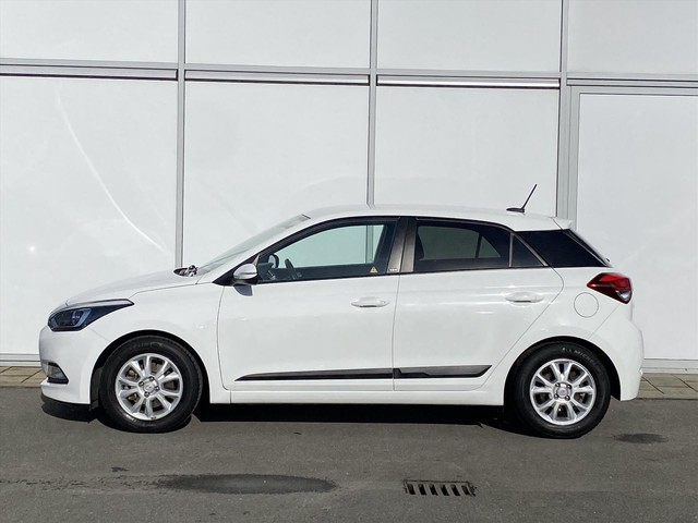 Hyundai i20 1.0 5DR GO | TREKHAAK | AIRCO | NAVIGATIE | PARKEERCAMERA | LMV |