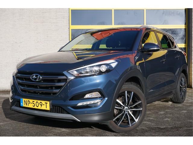 Hyundai Tucson 1.7 CRDi Go BJ2017 Lmv 18