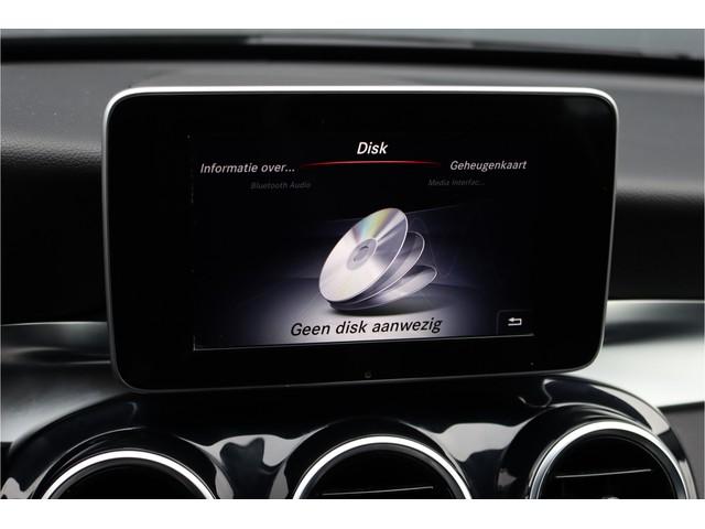 Mercedes-Benz C-Klasse Estate 220 d AMG Aut7, Navigatie, Bluetooth, Leder, Stoelverwarming, Elek. Achterklep, Afneembare Trekhaak,  Etc.