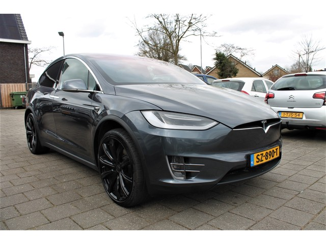Tesla Model X 100D AWD   LEDER   AUTOPILOT 2.0   *EX BTW*