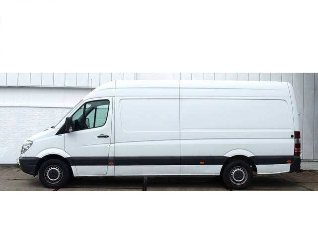 Mercedes-Benz Sprinter 413 2.2 CDI 130pk Lengte 3 Hoogte 2 , 3 Persoons, Airco, Navi