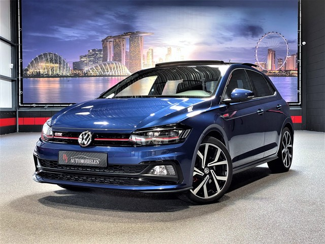 Volkswagen Polo 2.0 TSI GTI Pano Virtual ACC Camera 2020