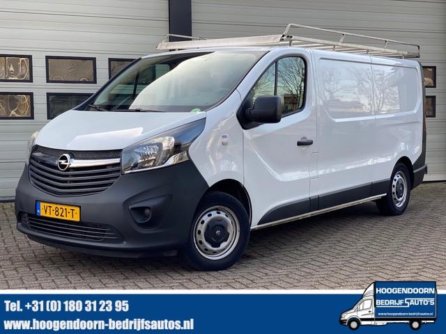 Opel Vivaro 1.6 CDTI L2 Imperiaal - BW Inrichting