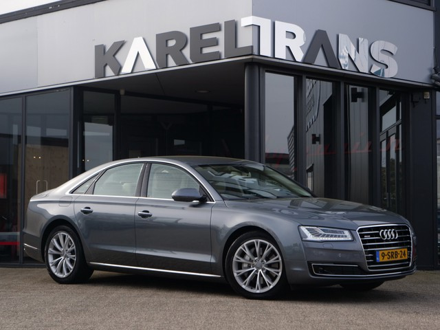 Audi A8 3.0 TDI quattro Pro Line+ | NL auto | massage | led | soft close | zeer netjes..