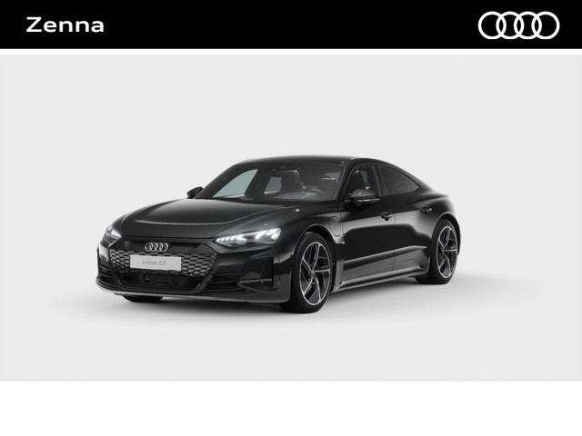 Audi e-tron GT 350kw 476pk 95Kwh Sportback * 20 INCH * MATRIX LED * ZWART OPTIEK * NIEUW MODEL *