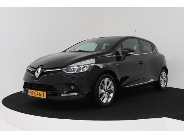 Renault Clio 0.9 TCe Limited Sport (NAVIGATIE, PARKEERSENSOREN, CRUISE CONTROL, BLUETOOTH, 1E EIGENAAR, DEALER ONDERHOUDEN)