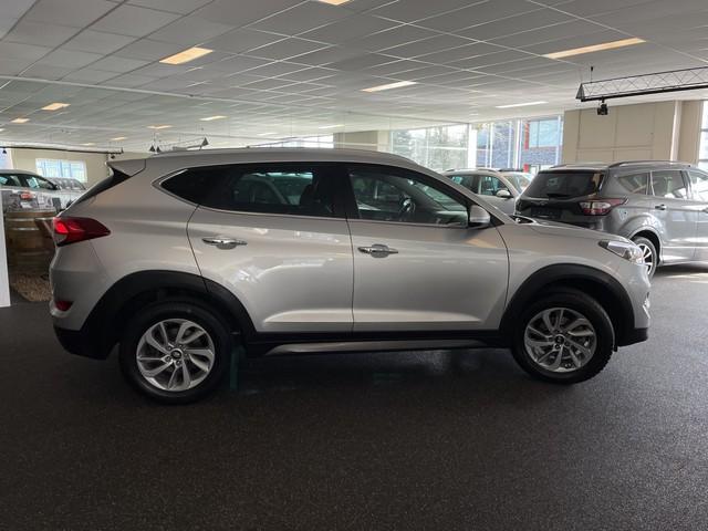 Hyundai Tucson 1.6 GDi, Navigatie, Leer, Camera, Lane Assist, Keyless, Licht-   Regensensor, Trekhaak