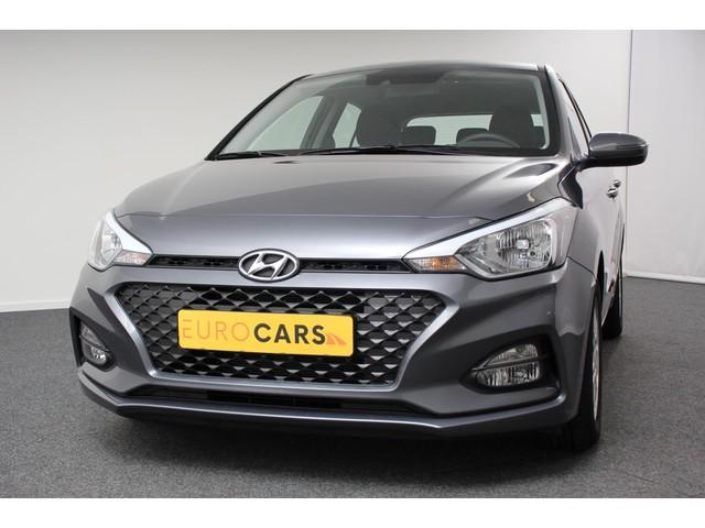 Hyundai i20 1.25 MPI Style | Navigatie | Airco | Bluetooth | Cruise control | Camera | Stoelverwarming
