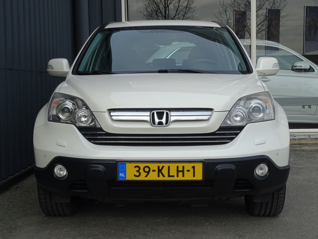 Honda CR-V 2.4i Executive AUTOMAAT | Leder | Stoelverwarming