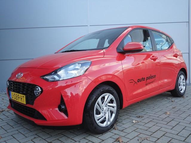 Hyundai i10 New 1.0i 67pk Comfort Smart|GROOT NAVIGATIE CAMERA A ZIJDE|