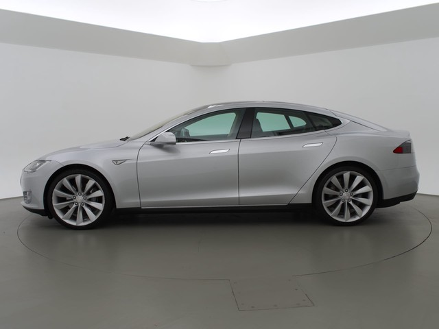 Tesla Model S 85 *EXCL. BTW* + LUCHTVERING   21 INCH   PANORAMA   CAMERA   LEDER