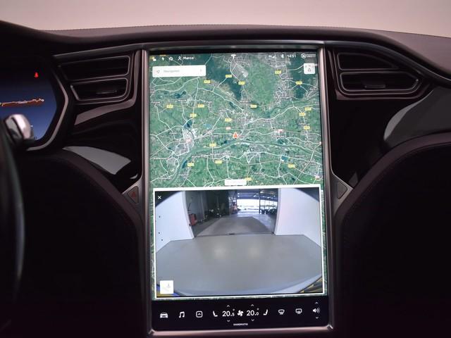 Tesla Model S 85 *EXCL. BTW* + LUCHTVERING   21 INCH   PANORAMA   CAMERA   LEDER