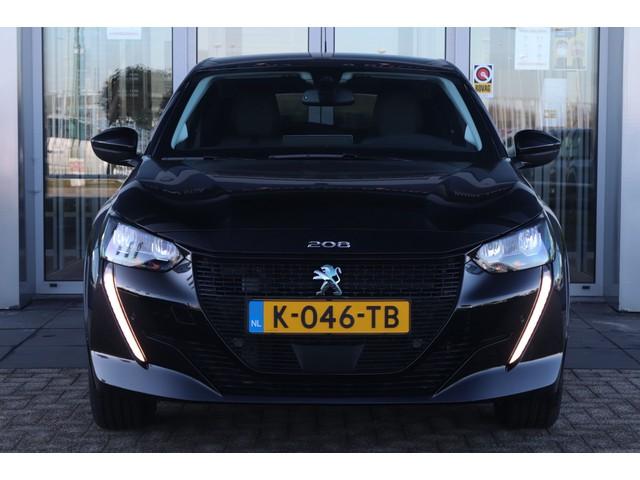 Peugeot e-208 EV 50 kWh Allure Navigatie, Climate control, Keyless entry, Parkeerhulp voor achter