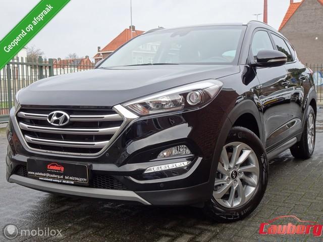 Hyundai Tucson 1.6 GDi Premium Leer   Navi   Lane assist !!!!