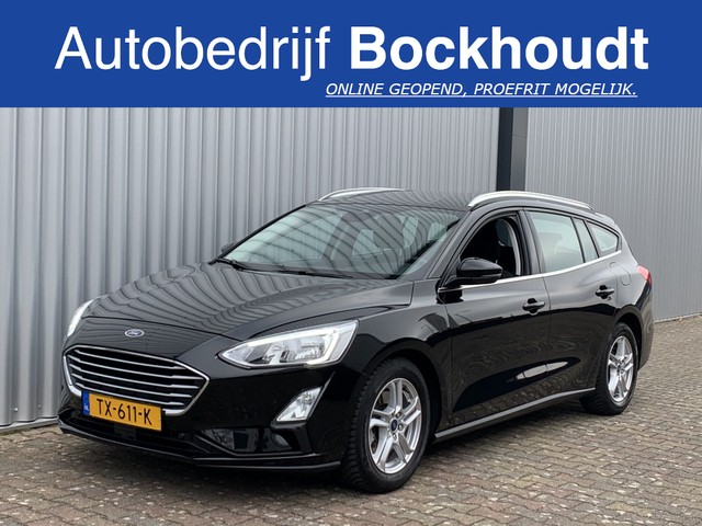 Ford Focus Wagon 1.0 EcoBoost Trend Edition Business | Navigatie | Bluetooth