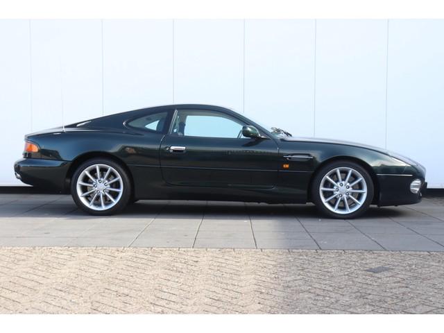 Aston Martin DB7 5.9 V12 Vantage | 417 PK | LEDER | DEALER ONDERHOUDEN |
