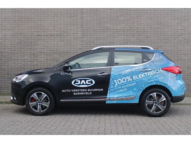Jac IEV7S -100% Electrisch ,Climate Cruise control, Bluetooth, MultiMedia,