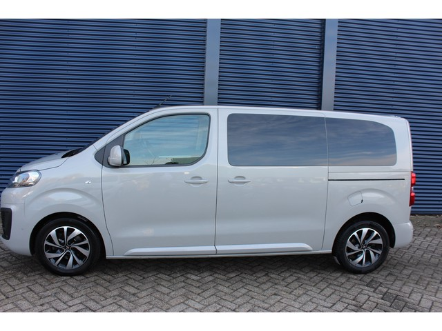 Citroen Spacetourer XL 2.0 BlueHDi 180pk EAT6 Business |LEDER|NAVI|XENON|