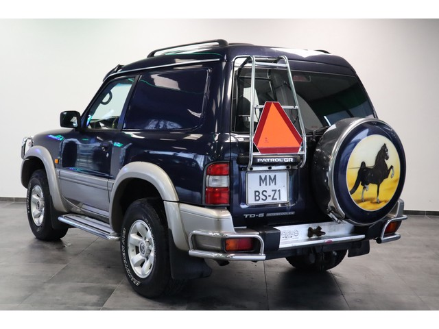 Nissan Patrol GR 3.0 Di Comfort MMBSZ1 ! Brommobiel Airco Side en bull bar Mistlampen