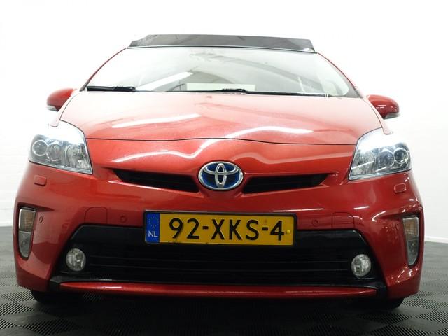 Toyota Prius 1.8 Hybrid Executive Aut, Panoramadak, Camera, Xenon, Hleer, Navi, Full!