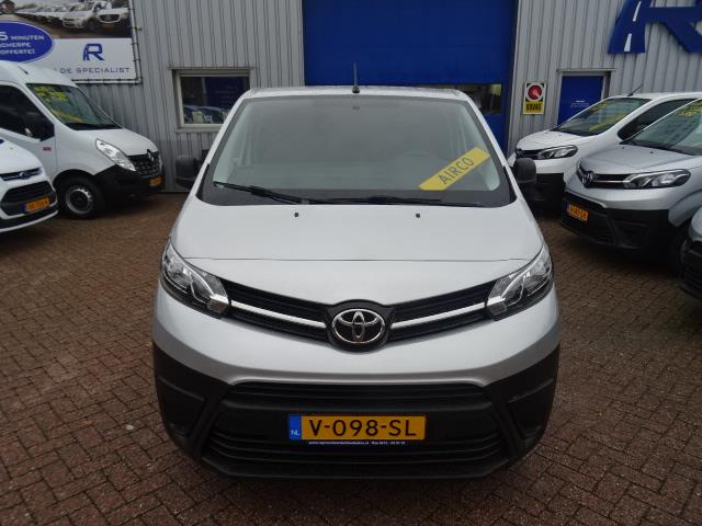 Toyota ProAce Compact 1.6 D-4D Cool Comfort AIRCO NAVI CRUISE PDC 3 Zits