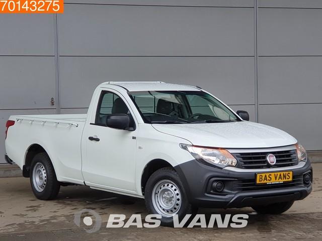 Fiat Fullback 2.4L Benzin New Airco No Toyota Hilux 2WD Pickup Open laadbak Airco