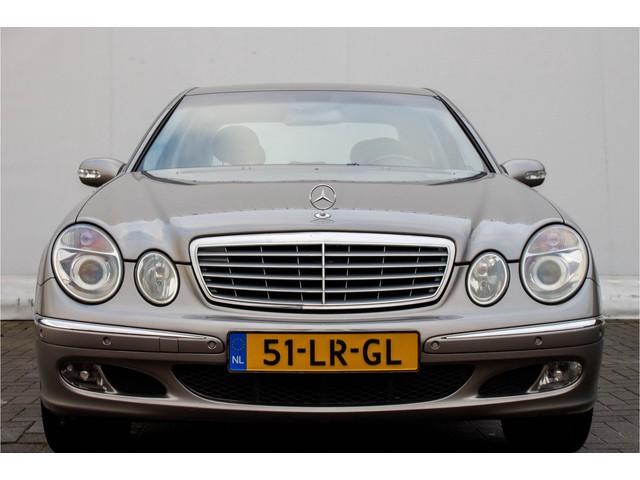 Mercedes-Benz E-Klasse 200 K. Elegance Automaat | Navigatie | Parkeersensoren | Cruise Control | Youngtimer