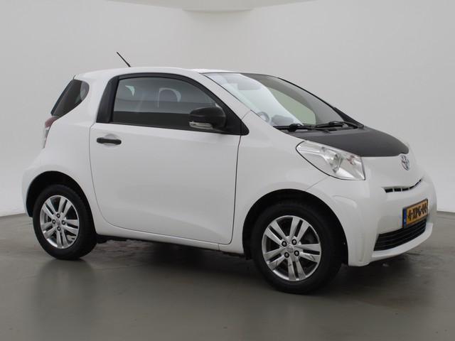 Toyota iQ 1.0 VVTi + L.M. VELGEN