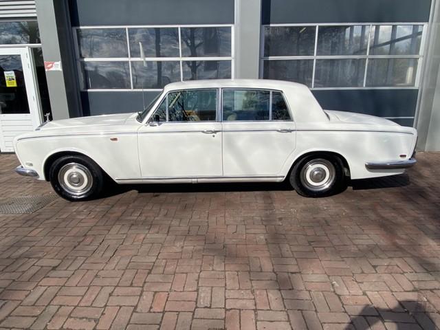 Rolls-Royce Silver Shadow 6.8 Saloon type ll apk vrij Uniek