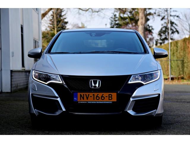 Honda Civic 1.4 Comfort*Perfect Honda Onderh.*Stoelverw. Navigatiesysteem LED DAB+ Cruise-Control Climate-Control*