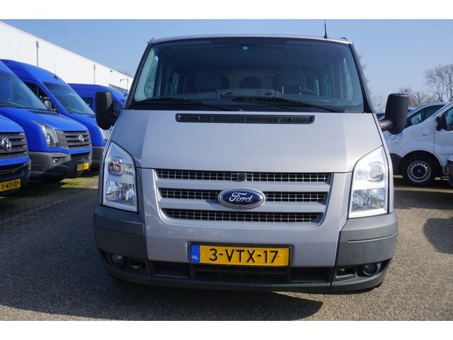 Ford Transit 2.2TDCI** Marge ** Dubbele Cabine Airco, Cruise Control