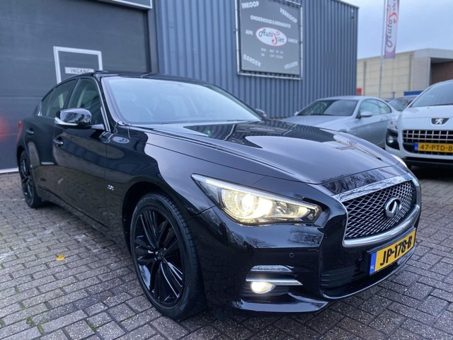 Infiniti Q50 2.0T AUT 1e Eig 360 Camera ACC Lane Assist
