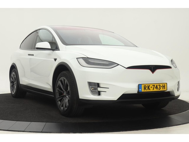 Tesla Model X 75D Premium *48.900 Excl. BTW* | 1e eigenaar | Autopilot | Stoel achterbankverwarming | Camera | Panoramadak | Dolby Surround