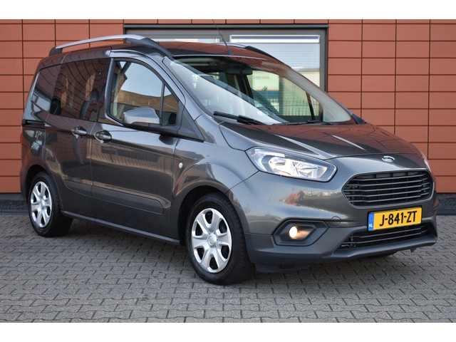 Ford Tourneo Courier 1.0 Ecoboost 100 pk